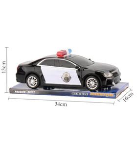 ЧЕРНО-БЯЛА ПОЛИЦЕЙСКА КОЛА - Полицейски коли, пожарни и линейки