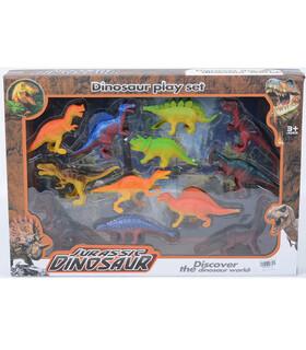 ДИНОЗАВРИ 12 БР. В КУТИЯ - Динозаври