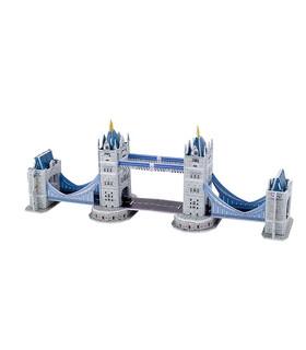 3D ПЪЗЕЛ TOWER BRIDGE 33 ЕЛЕМЕНТА